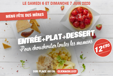 Slider homepage flunch.fr mobile