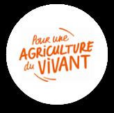 logo pour une agriculture du vivant