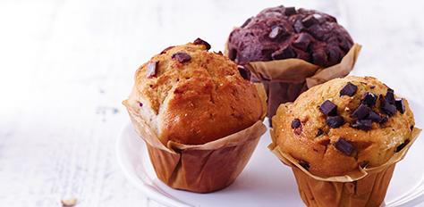 Goûter dessert muffin